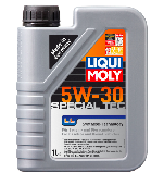 Liqui Moly 5W-30 SL/CF SPECIAL TEC LL 1л (HC-синт.мотор.масло)